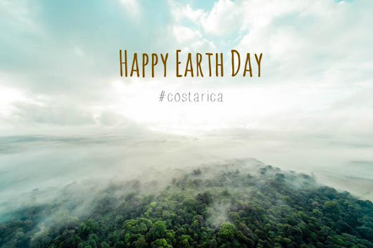 Happy Earth Day from Costa Rica - Bidrop, Photography in Costa Rica.