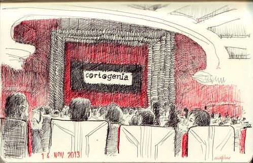 Cortogenia by aidibus