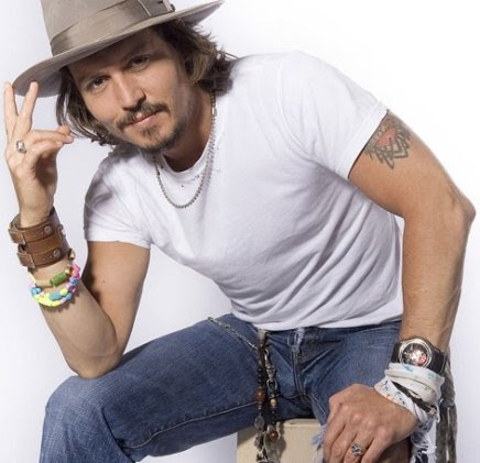 171 O estilo de Johnny Depp