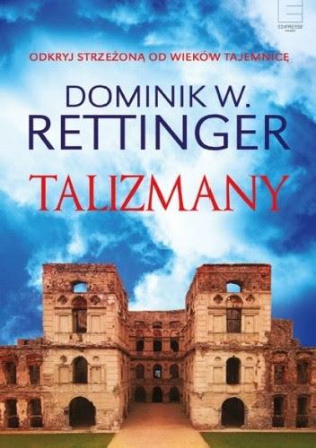 Okładka książki Talizmany
