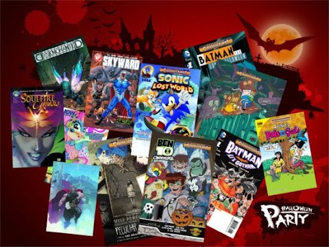 Halloween Free Comic Book Day