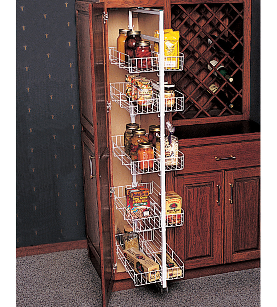 Narrow Kitchen Pantry - Pullout? - General Woodworking ...
