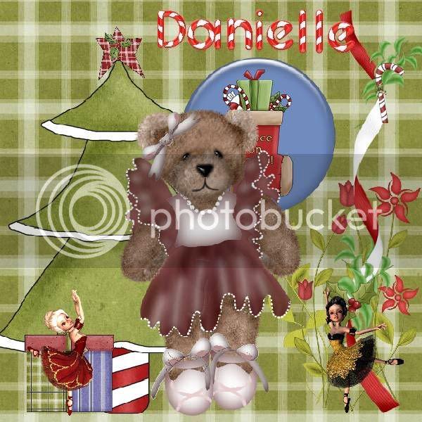 Christmas,Bear