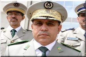 1ere visite du patron de l'armée mauritanienne au Sénégal