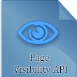 Page Visibility API, Making sure its seen!
