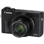 """Canon PowerShot G7 X Mark III Digital Camera (Black)"""