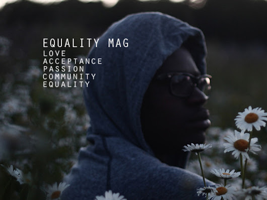 Equality Mag - Redesign for Equal Rights!