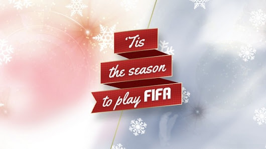 Enjoy The Holidays with FIFA 15