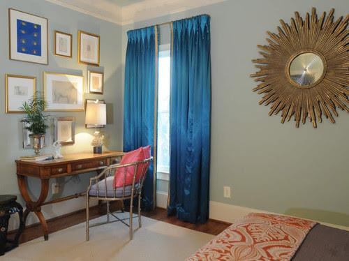 Blount Design eclectic bedroom