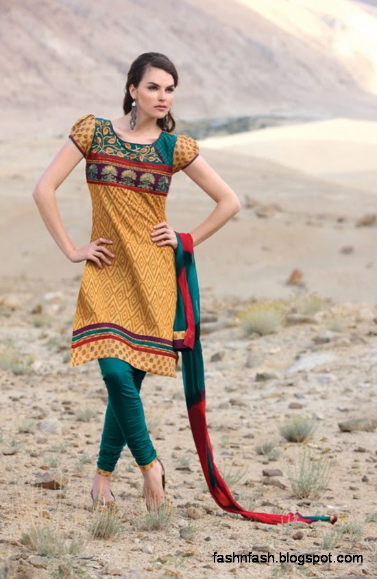 Indian-Pakistani-Casual-Shalwar-Kameez-Design-Churidar-Salwar-Kamiz-New-Trend-Fashion-Dress-7