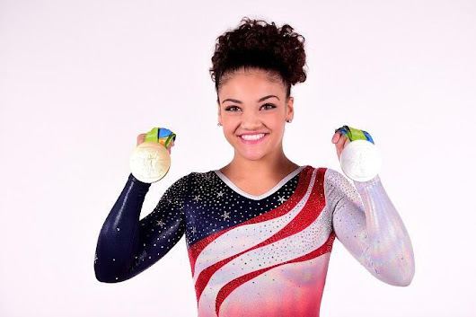 INTERVIEW: Olympic Gold Medalist Laurie Hernandez Talks New Book! | On With Mario | 101.5 The River