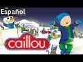 Caillou - La película de la navidad en español