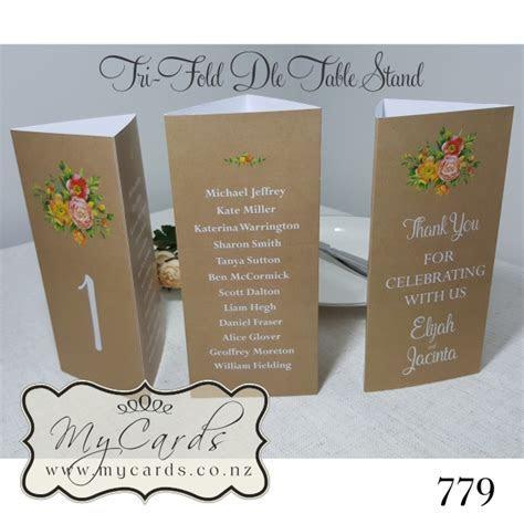 Wedding Table Stationery   MyCards Wedding Invitations