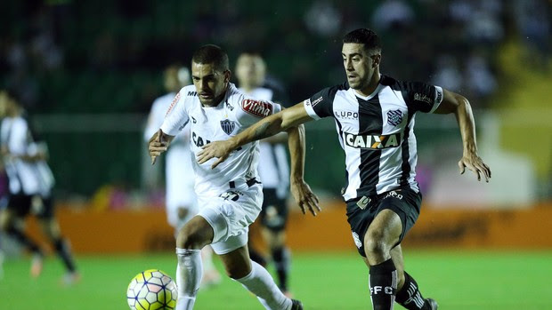 Figueirense x Atlético-MG  2016