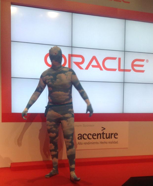 Oracle cloudman