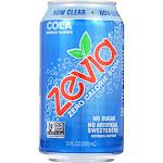 Zevia Soda - Zero Calorie - Cola - Can - 6/12 oz - case of 4
