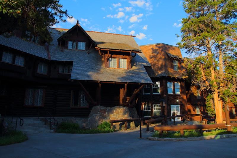IMG_5587 Old Faithful Inn, Yellowstone National Park