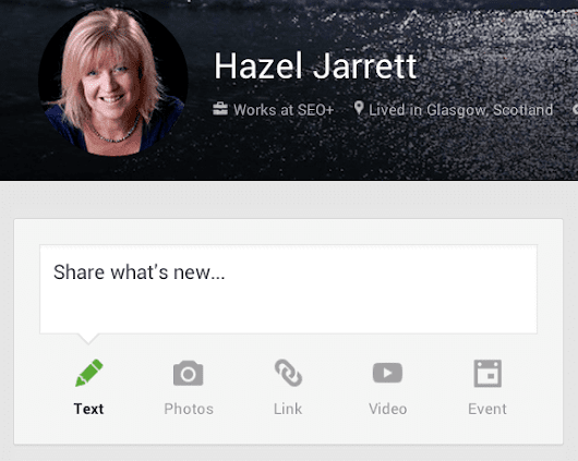 Google+: Five Steps To More Shares, Visibility and Authority