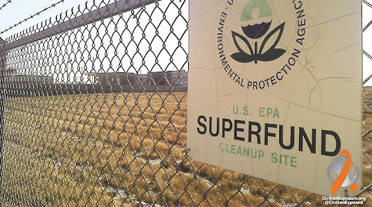 "I Used to Work for the EPA - Just How Many ""Lejeunes"" Do We Have? 
