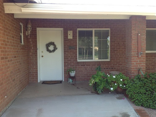 Need help sprucing up exterior without painting brick - Houzz