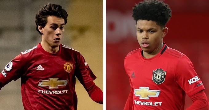 Facundo Pellistri and Shola Shoretire stars as  Man United U23s beat Tottenham 4-2