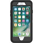 OtterBox Defender Case for iPhone 8/7, Black