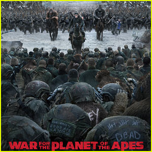 'War for the Planet of the Apes' Gets Action-Packed Final Trailer - Watch Now!