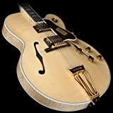 Gibson Custom Shop HSBYNAGH1 Hollow-Body Electric Guitar, Natural