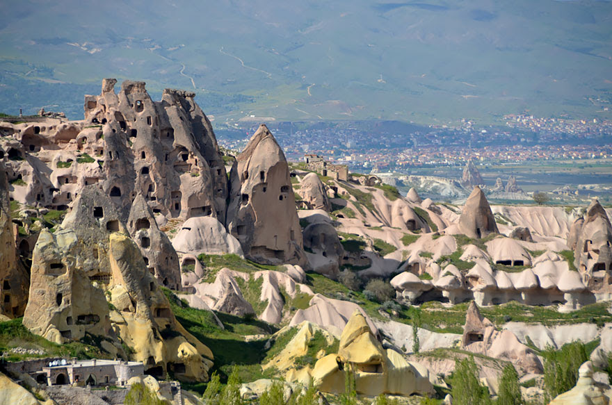 Fairy Chimney Hotel, Turkey