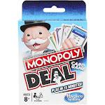 Hasbro Card Game, Monopoly Deal