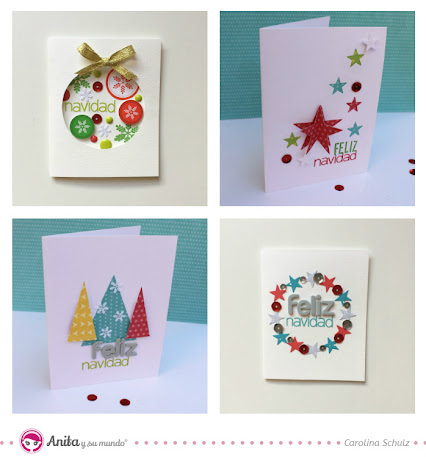 Arts crafts community google - Postal navidad original ...