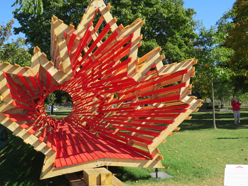697. Hungarian Installation on Lakeshore Boulevard – 2016