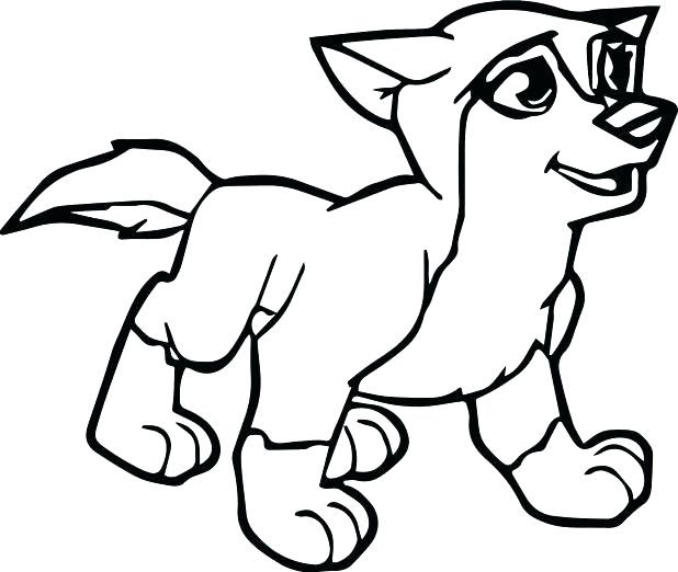 Search results for Wolf coloring pages on GetColorings.com ...