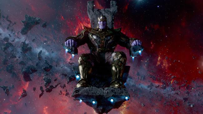 Thanos (Josh Brolin), el gran villano de Avengers: Infinity War