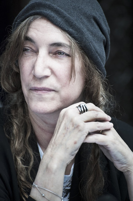 Patti Smith on The Biggest Misconception About Her