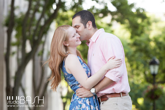 University of Pittsburgh Engagement | Coleen + Mike | Studio Bash Photography | Pittsburgh PA
