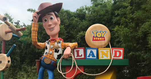 Toy Story Land Preview - Mouseketrips