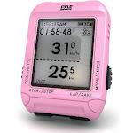 PYLE Sports PSBCG90 Cycling GPS Navigator - Pink