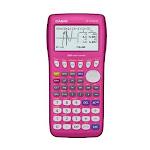 Casio Fx-9750gii Graphing Calculator Pink