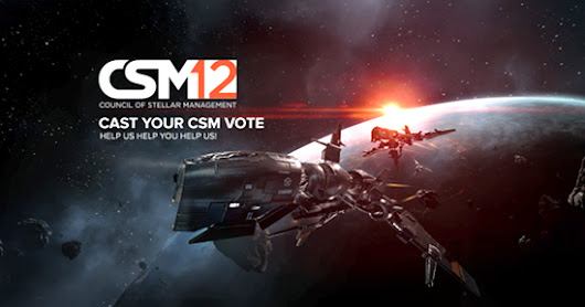 CSM voting closes on March 26 - Vote now! - EVE Community