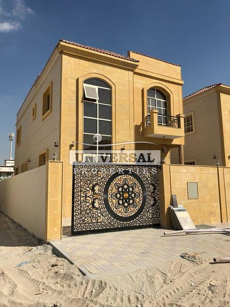 Very Beautiful! G+1 3000 sqft ,5 Bedroom Villa for Rent in Ajman UAE