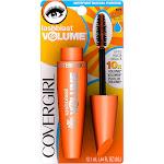 CoverGirl LashBlast Mascara, Volume, Waterproof, Very Black 825 - 0.44 fl oz