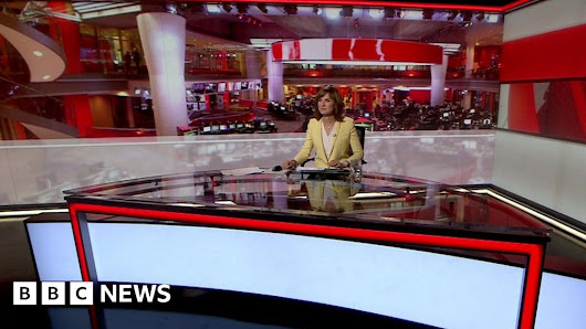 BBC News disrupted by software glitch - BBC News