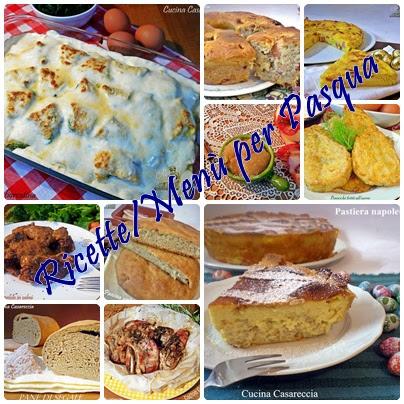 Cucina casareccia google for Z cucina menu