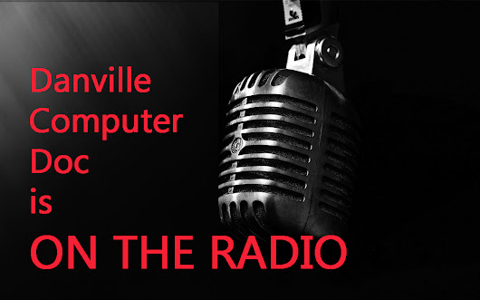 Danville Computer Doc on the Charlie Perry Radio Show! - Danville Computer Doc