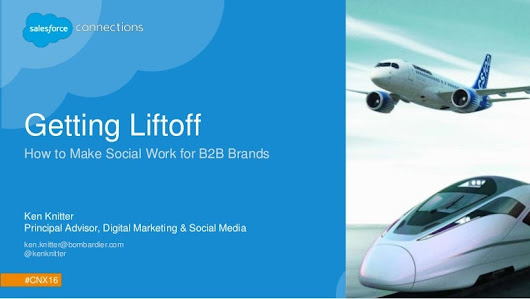 Getting Liftoff: How to Make Social Work for B2B Brands