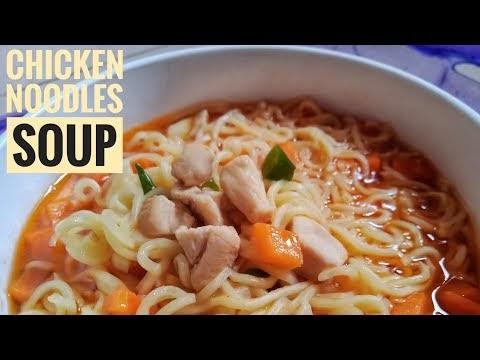 Maggie chicken soup.