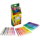 Crayola Silly Scents Twistables Mini Crayons - 24 count