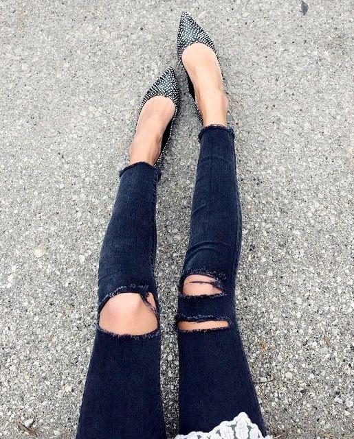 Le Fashion Blog Shoe Crush Sole Society Quinn Pointed Toe Flats Black Ripped Jeans Via Pursuit Of Shoes photo Le-Fashion-Blog-Shoe-Crush-Sole-Society-Quinn-Pointed-Toe-Flats-Black-Ripped-Jeans-Via-Pursuit-Of-Shoes.jpg