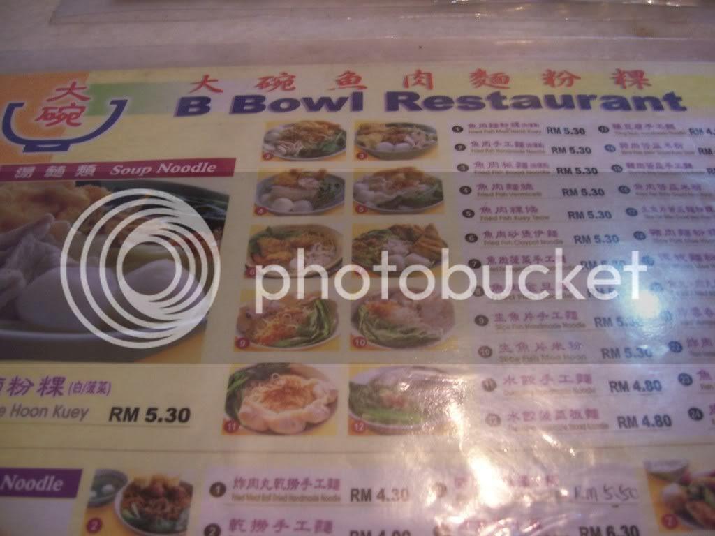 B Bowl Three